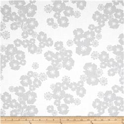 Poppy Modern Small Poppy White