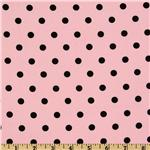 FN-273 Pimatex Basics Polka Dot Blossom/Black