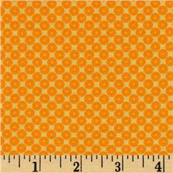 Dots Right Sequin Dot Orange