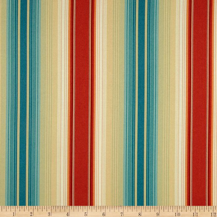Waverly Trent Stripe Twill Harvest