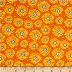 0281014 Moda Snap Pop Spike Flowers Tiger Lily