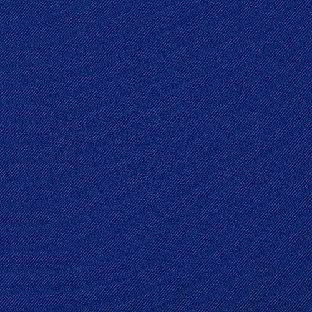 Micro Fiber Twill Solid Royal Blue
