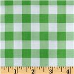 Brights &amp; Pastels Basics Large Plaid Green