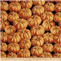 Autumn Fauna Pumpkin Black/Pumpkin