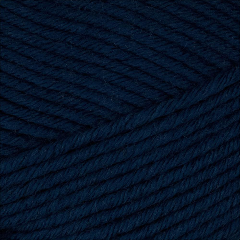 Martha Stewart Extra Soft Wool Blend Yarn (510) Sailor Blue