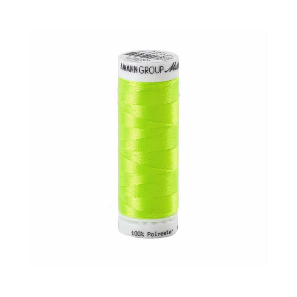 Mettler Polysheen Thread Sour Apple