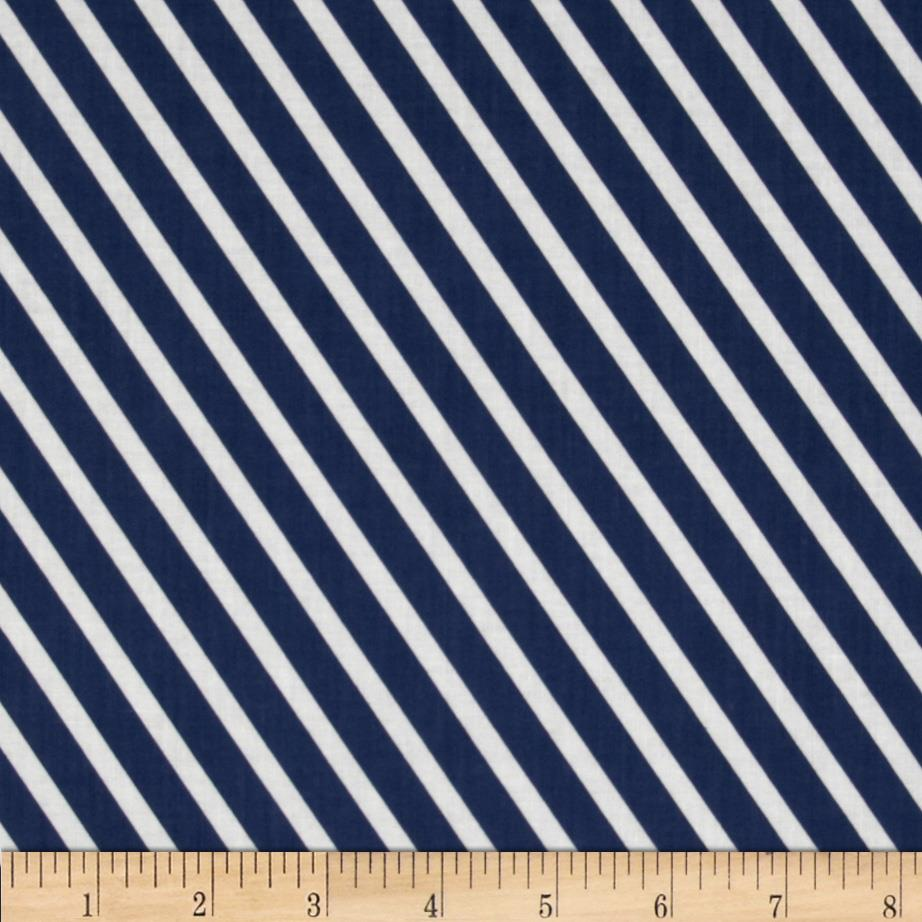In the Navy Rugby Stripe Navy
