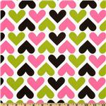 UE-251 Premier Prints I Heart U Black/Candy Pink