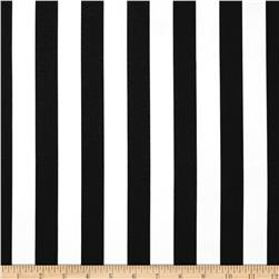 Michael Miller Bekko Home Decor Thin Stripe Black