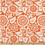 EM-330 Joel Dewberry Heirloom Blockprint Blossom Amber