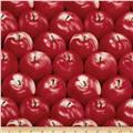 Kanvas Apple Basket Apples Red