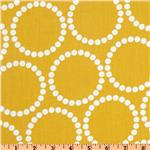 Outfoxed Circles Yellow