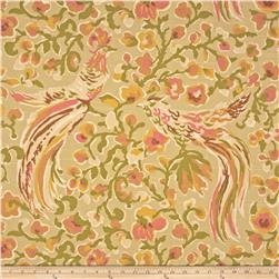 Duralee Home Asher Olive/Gold