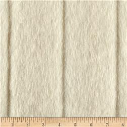 Faux Fur Fancy Mink Beige