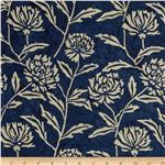 0289717 Tonga Batik Calypso English Rose Sapphire