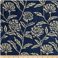 Tonga Batik Calypso English Rose Sapphire