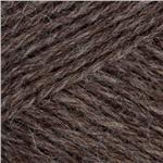 LBY-330 Lion Brand Fisherman's Wool Yarn (125) Brown Heather