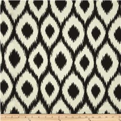 Bella Dura Eco-Friendly Indoor/Outdoor Shavali Jacquard Black