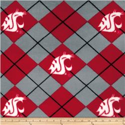 Collegiate Fleece Washington State University Crimson