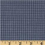 Designer Yarn Dyed Shirting Navy