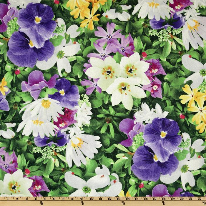 Garden Magic Large Floral Multi