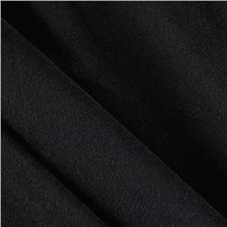 Gabardine Shirting Black