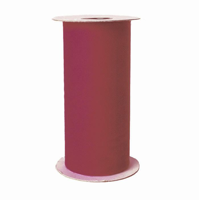 Tulle Spool Light Garnet