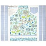 0277814 Leanika Apron Panel Blue