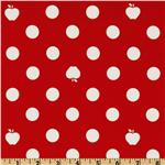 FH-472 Apple of My Eye Apple Dot Red