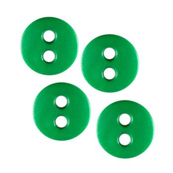 Novelty 3/8'' Diminutive Green