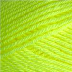 0268542 Deborah Norville Everyday Solid Yarn 37 Fluorescent Yellow
