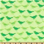 DH-315 Valori Wells Nest Corduroy Little  Birds Lime