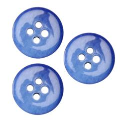 Fashion Button 5/8'' Anaheim Royal Blue