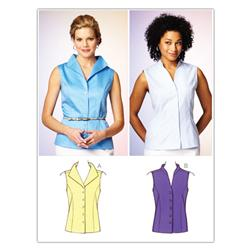 Kwik Sew Misses Woven Top (3869) Pattern