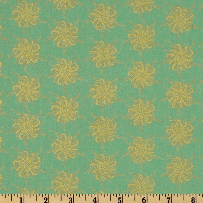 Little Lonni's Blossoms Teal