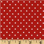 Pimatex Basics Dots Red