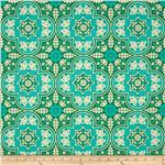 Joel Dewberry Notting Hill Historic Tile Teal