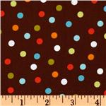 FA-021 Remix Polka Dots Chocolate