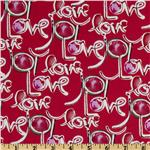 Ambrosia Love Joy Red