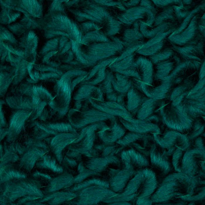 Lion Brand Silky Twist Yarn (205) Teal