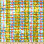 The Best of Mary Lou Stipple Plaid Azure