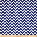 Remix Chevron Navy