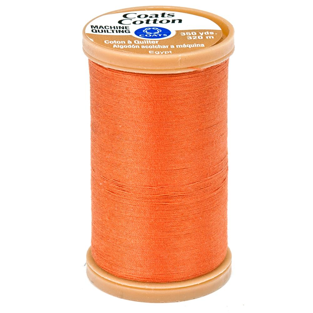 Coats & Clark Machine Quilting Cotton Thread 350 yd. Dark Gold