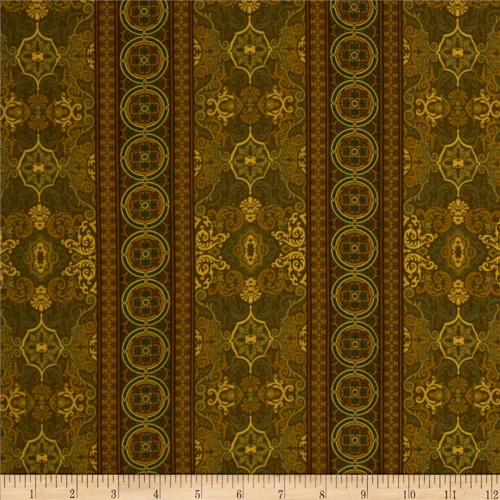 Regency Stripe Gold