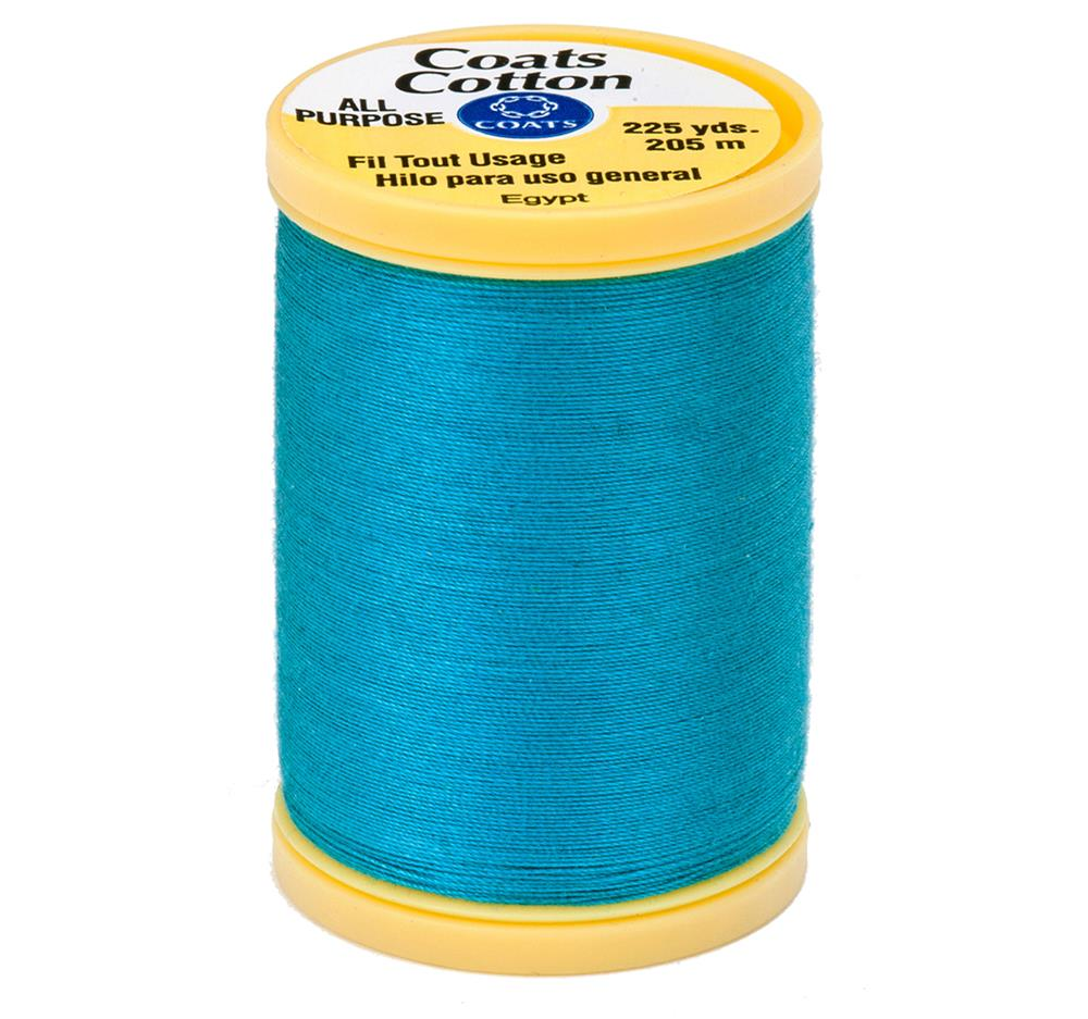 Coats & Clark General Purpose Cotton 225 yd. River Blue