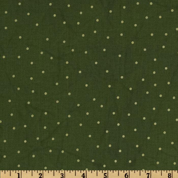Just Believe Dots Green
