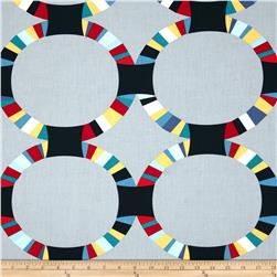 Kona Modern Quilts Large Circles Pacific