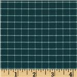 Christmastime Yarn Dyed Shirting Plaid Blue