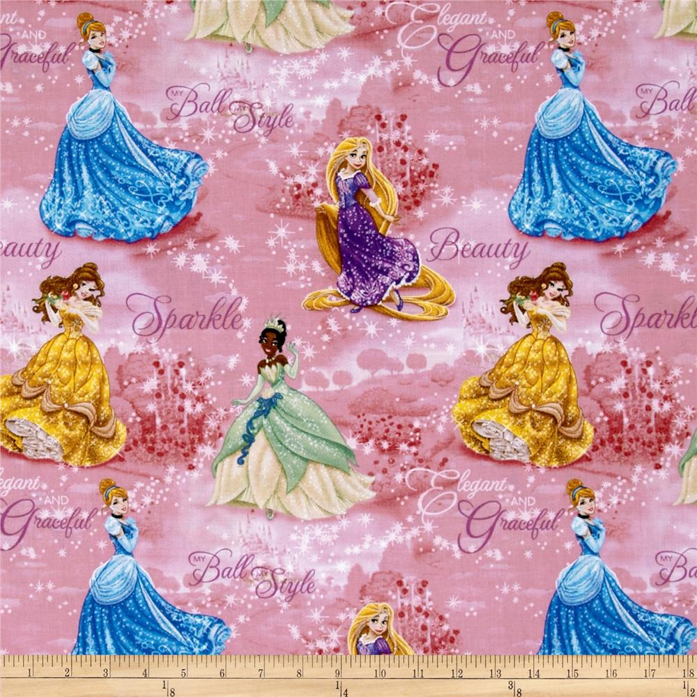 Disney Princesses Royal Debut Scenic Pink