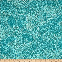 Liberty of London Tana Lawn Heidi Maria Turquoise